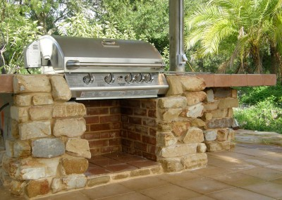 Custom Outdoor Grill Sanibel