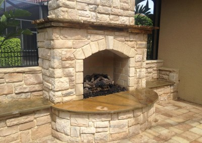 classic-style-outdoor-fireplace