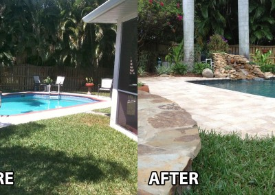 Before-and-After-Waterfall-addition-to-pool